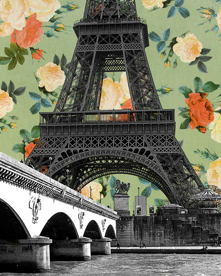 art prints - Springtime in Paris by Pockets of Film
