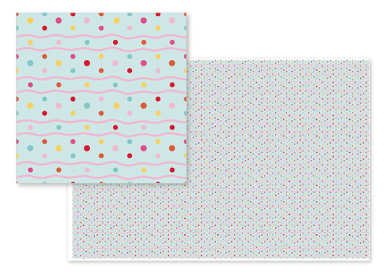 fabric - Making Waves by Orange Poppy Designs