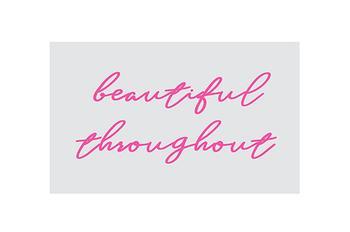 Beautiful Throughout