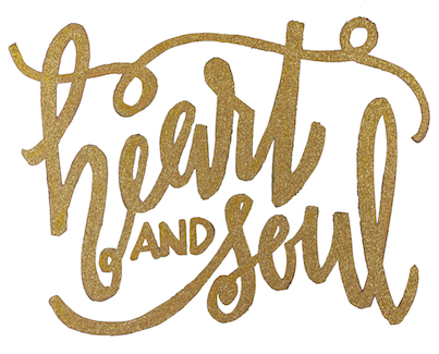 art prints - Heart and Soul by Kendra Stanton Lee