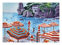 Pepito's Beach by Cathleen Earle