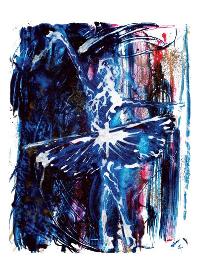 art prints - Fluidity by Amber Wyatt