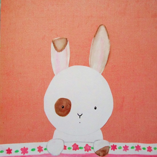 art prints - Little Bunny by itsgrace
