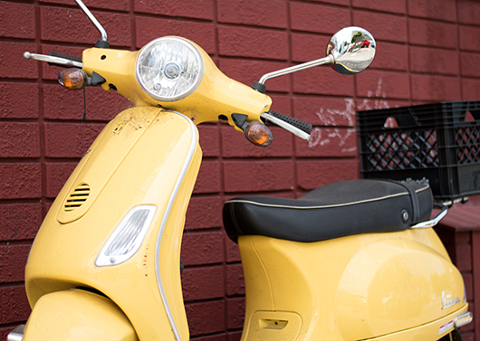art prints - Scoot Scoot! by Looking Left