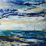 La mer by Pascale cerdan