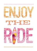 Enjoy the Ride by Tonia Dee