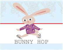 The Bunny Hop by eva jones