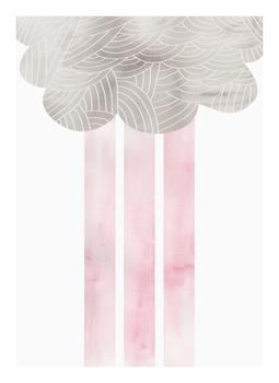 Cloud and rain