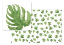 Palms on palms on palms by Nikki Castiglione