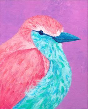 Ellie the Bird