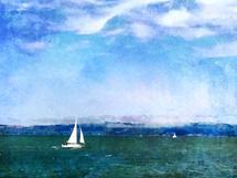 Come Sail Away by Regan Daniels