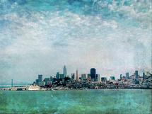 San Francisco Bay by Regan Daniels