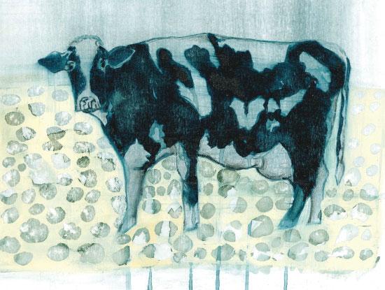 art prints - Pebble Lane by Kate Couch