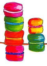 Macarons S'il Vous Plai... by Étoile Design Studio