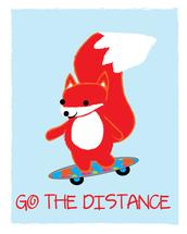 Go the Distance by eva jones