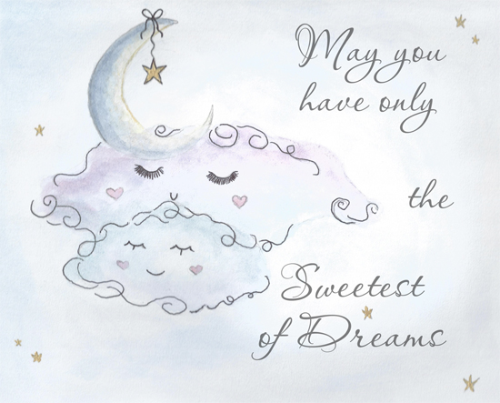 art prints - Sweetest of Dreams by Kara Beth