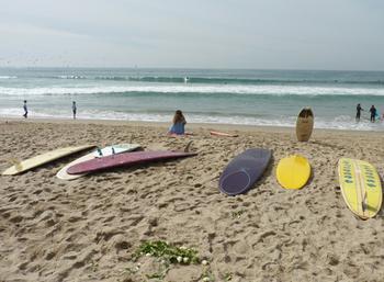 Surfboard 1, Venice CA