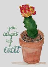Hanna's Cacti by Melissa Hyatt
