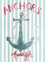 Anchors Aweigh by Melissa Hyatt