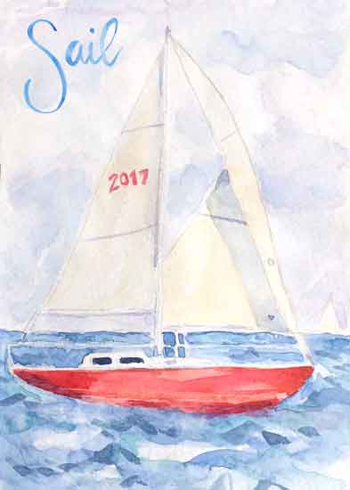 art prints - Sail by Melissa Hyatt