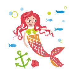 Mermaid friends 2