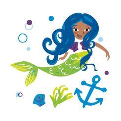 Mermaid friends 1