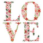 Love Blooms by LoveLight Paper