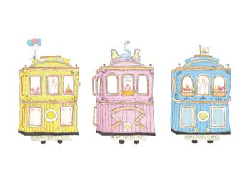 Cable Car Trio