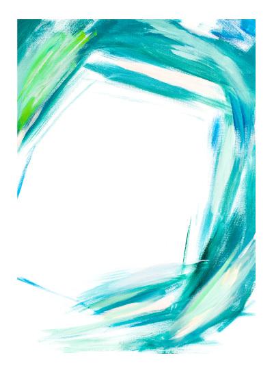 art prints - Emerald Facets by Marcelle Calder