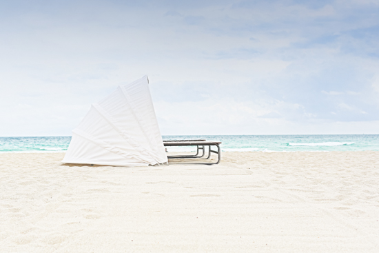 art prints - Beach Dreams by Janet Cruz