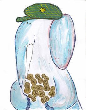 Edward and his peanuts