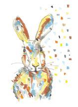 Hazel Easter Hare by gukuuki