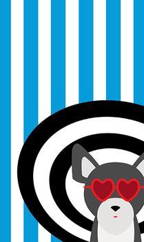 Stripes & Hearts