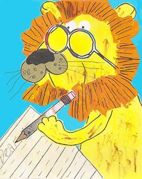 lion letters