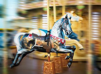 Black Horse, Carousel