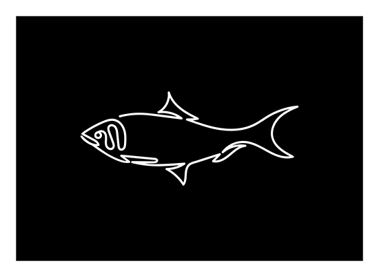 art prints - Fintastic by Alicia Youngken