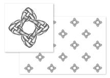 Endless Knot Star by Erin L Green
