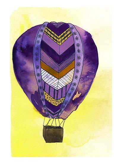 art prints - Fly Away with Me by Alissa Seelmann-Rutkofske
