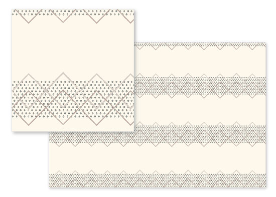 fabric - Diamond Repeat by Stephanie Given