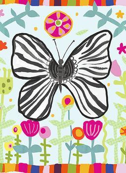 Fun Butterfly