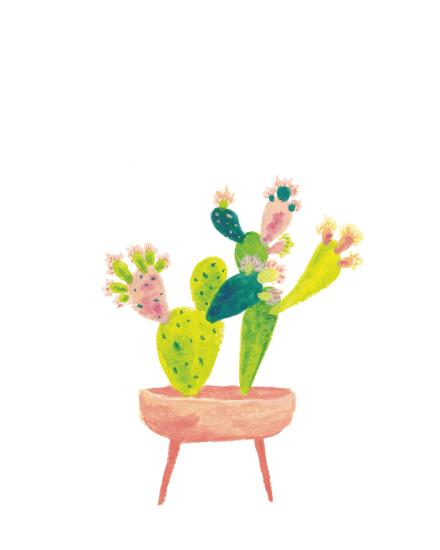 art prints - Desert Daydreams Three by Nikki Castiglione