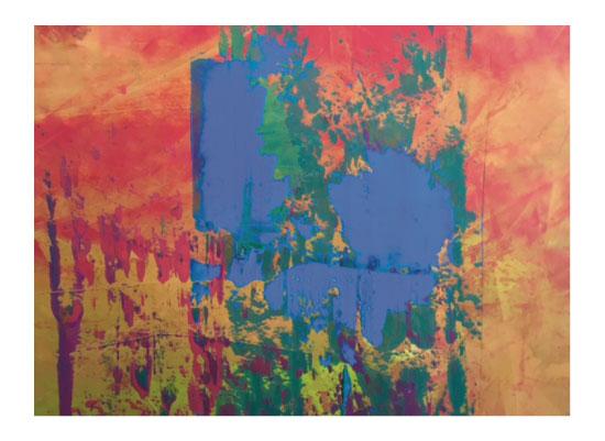 art prints - Desert Mirage by Pia Sjölin