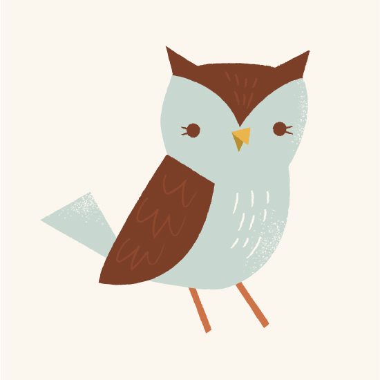 art prints - Owl Always Love You by Denise Holmes