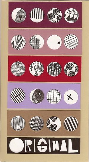 art prints - Abstract Original by Anna Kochevar