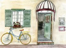 Amsterdam dreams by Eugenia
