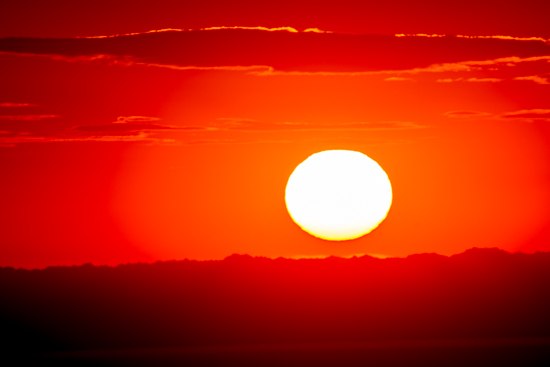 art prints - Desert Sunrise by Jason