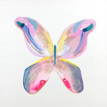 Colorful Butterfly by Hannah Lowe Corman