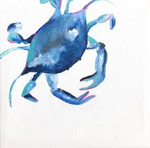 Crabby IV by Hannah Lowe Corman