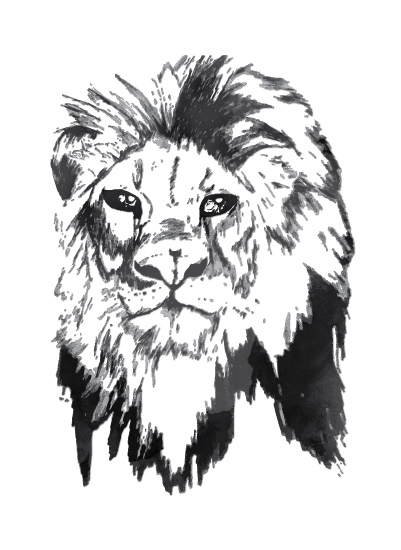 art prints - King by Aubrey Troutman