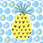 Pineapple Pop by Kim Sabel